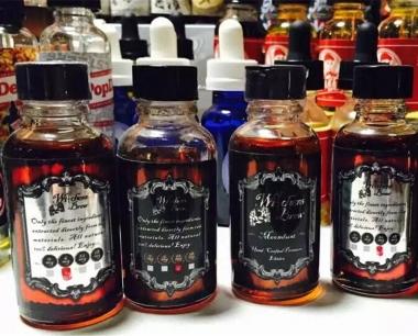 witchers brew 恶魔刀锋烟油-个人评测