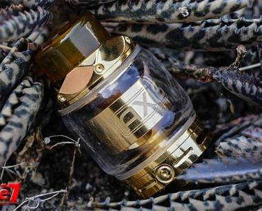 火影迷的设计会是啥样?Gemz公司再出力作AXIS雾化器电子烟设备!